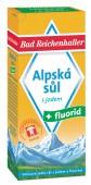 Sůl Alpská s jódem a fluoridem 500g