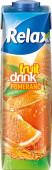 Relax Fruit drink Pomeranč 1l