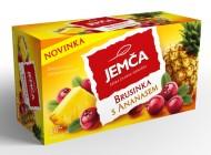 Jemča Brusinka s ananasem 20x2g