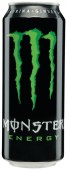 MONSTER energy 0,5l plech