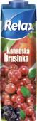 Relax brusinka 1l