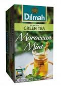 Dilmah zelený s marockou mátou 20x1,5g