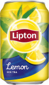 Lipton Ice Tea - Lemon 0,33l - plech