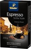 Tchibo Espresso Sicilia style 250g - mletá