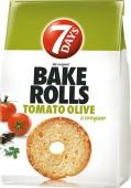 Bake rolls tomato & olivy & oregáno 80g