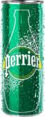 Perrier 0,25l plech