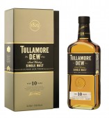 Tullamore DEW 10YO Single Malt 0,7l