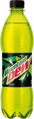 Mountain Dew 0,5l - PET