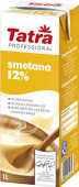 Smetana na vaření 12% Tatra 1l
