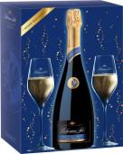 Bohemia Sekt Prestige brut 0,75l + 2x sklenička