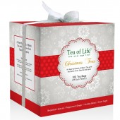 Tea of Life Holiday Box red 100 ks