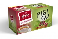 Jemča Pigi čaj s brusinkou 25x1,5g