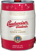 Budweiser Budvar světlý ležák 5l - soudek