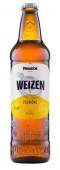 Primátor Weizen - kvasnicové pivo 0,5l - vratná lahev