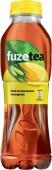 Fuze Tea Black Ice Tea lemon & lemongrass 0,5l - PET