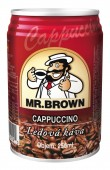Mr. Brown cappuccino 0,24l plech