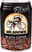 Mr. Brown black 0,24l plech