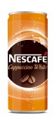 Nescafe ice bílé 0,25l - plech