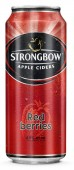 Strongbow Red Berries 0,4l - plech