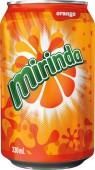 Mirinda pomeranč 0,33l - Plech