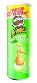 Pringles smetana a cibule 165g