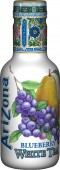 AriZona Whitte tea Blueberry 0,5l - PET