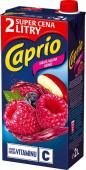 Caprio Plus jablko-malina 2l