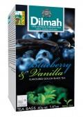 Dilmah Borůvka a Vanilka 20x2g