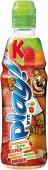 Kubík Play mrkev-jahoda-limetka-jablko 0,4l - PET
