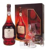 Royal Oporto 10 Years aged Tawny 0,75l + 2 skleničky