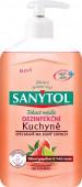 Tekuté mýdlo dezinfekční Grapefruit & Limetka 250ml - Sanytol