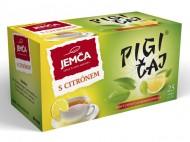 Jemča Pigi čaj s citronem 25x1,5g