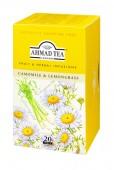 Ahmad Tea Heřmánek a citrónová tráva 20x1,5g