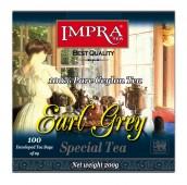 Impra Earl Grey 100x2g