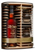 Ron Zacapa Centenario 23 Aňos 0,7l kazeta + 2x sklenička