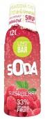 LIMO BAR Syrup Raspberry 0,5l