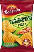 Bohemia chips Vroubkované pizza 70g