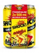 Big Shock Original neperlivý duopack 2x 0,5l plech