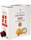 Merlot 3l box - Vinium Velké Pavlovice
