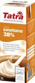 Smetana na vaření 28% Tatra 1l