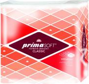 Ubrousky bílé 30x30 1vr. 100ks - Primasoft clasic