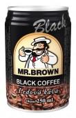 Mr. Brown black 0,24l plech