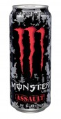 MONSTER energy Assault 0,5l plech