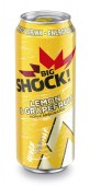 Big Shock Lemon & Grapefruit 0,5l plech