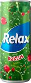 Relax Limonáda Kaktus 0,33l plech