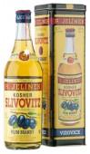 Slivovice Jelínek kosher zlatá 5 let 50% 0,7l - plech
