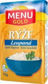 Rýže dlouhozrnná 1kg - Menu Gold