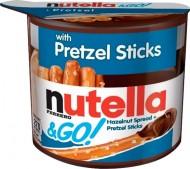Nutella & GO! Pretzel Sticks 54g