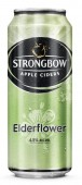 Strongbow Eldeflower 0,4l - plech