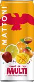 Mattoni Multi 0,5l - plech